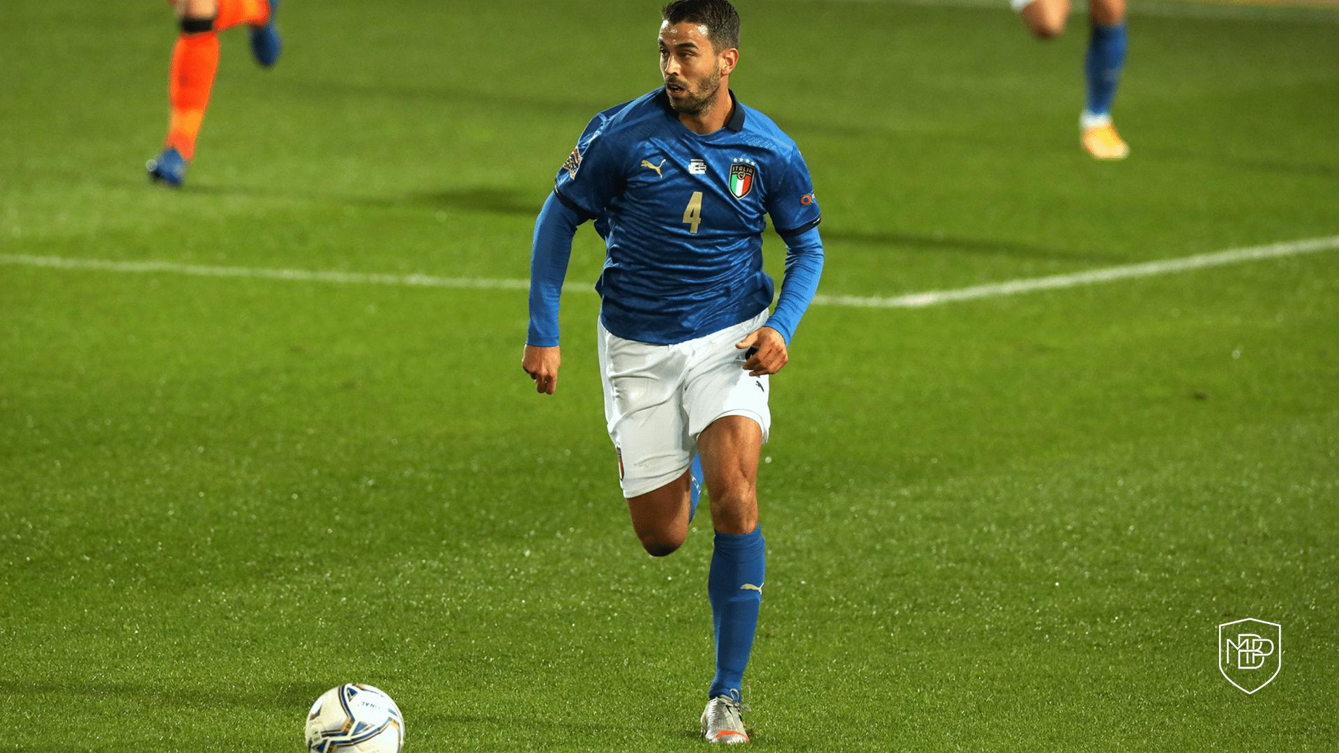 You are currently viewing Leonardo Spinazzola, o MBP da fase de grupos – EURO 2021